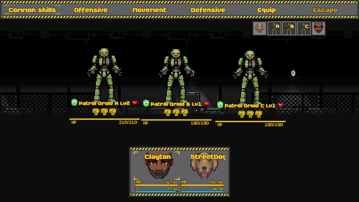 Dino Hazard screenshot