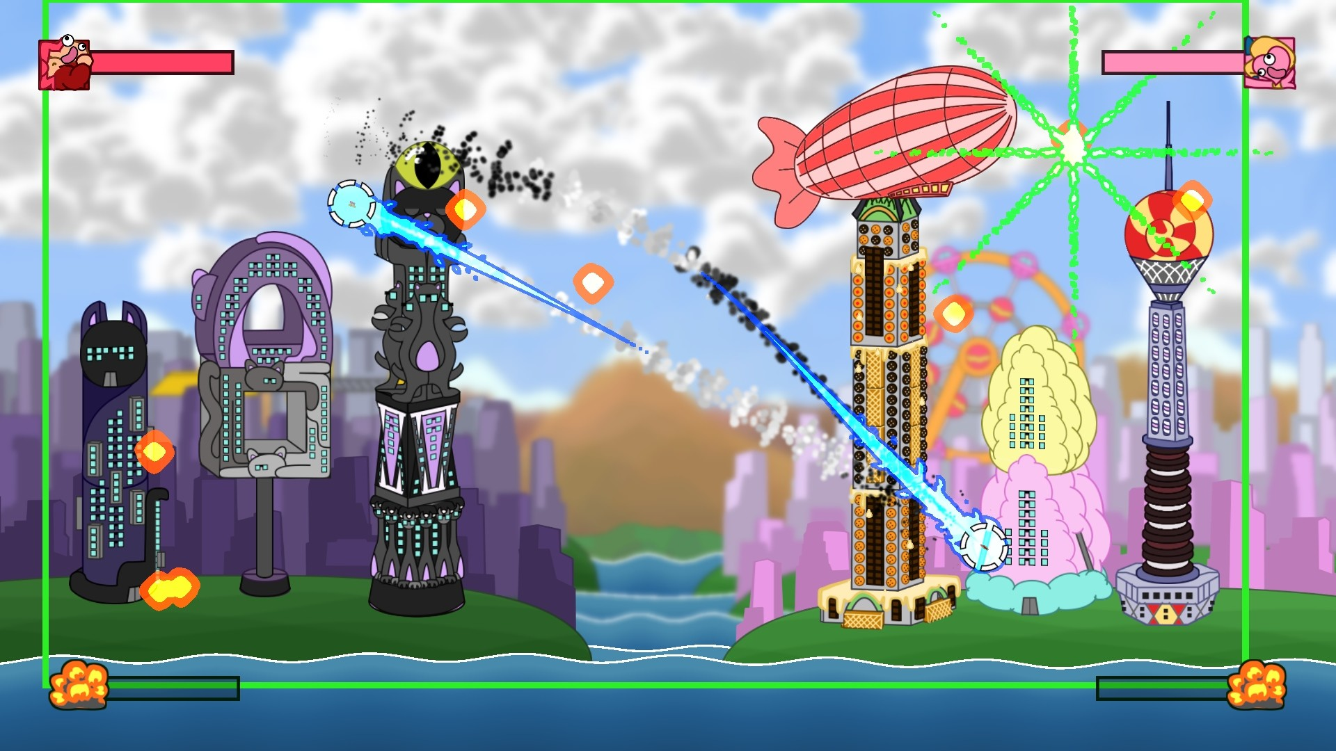 Fly Punch Boom! Soundtrack screenshot