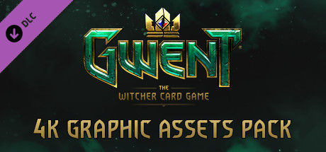 GWENT: The Witcher Card Game - 4k graphic assets pack
