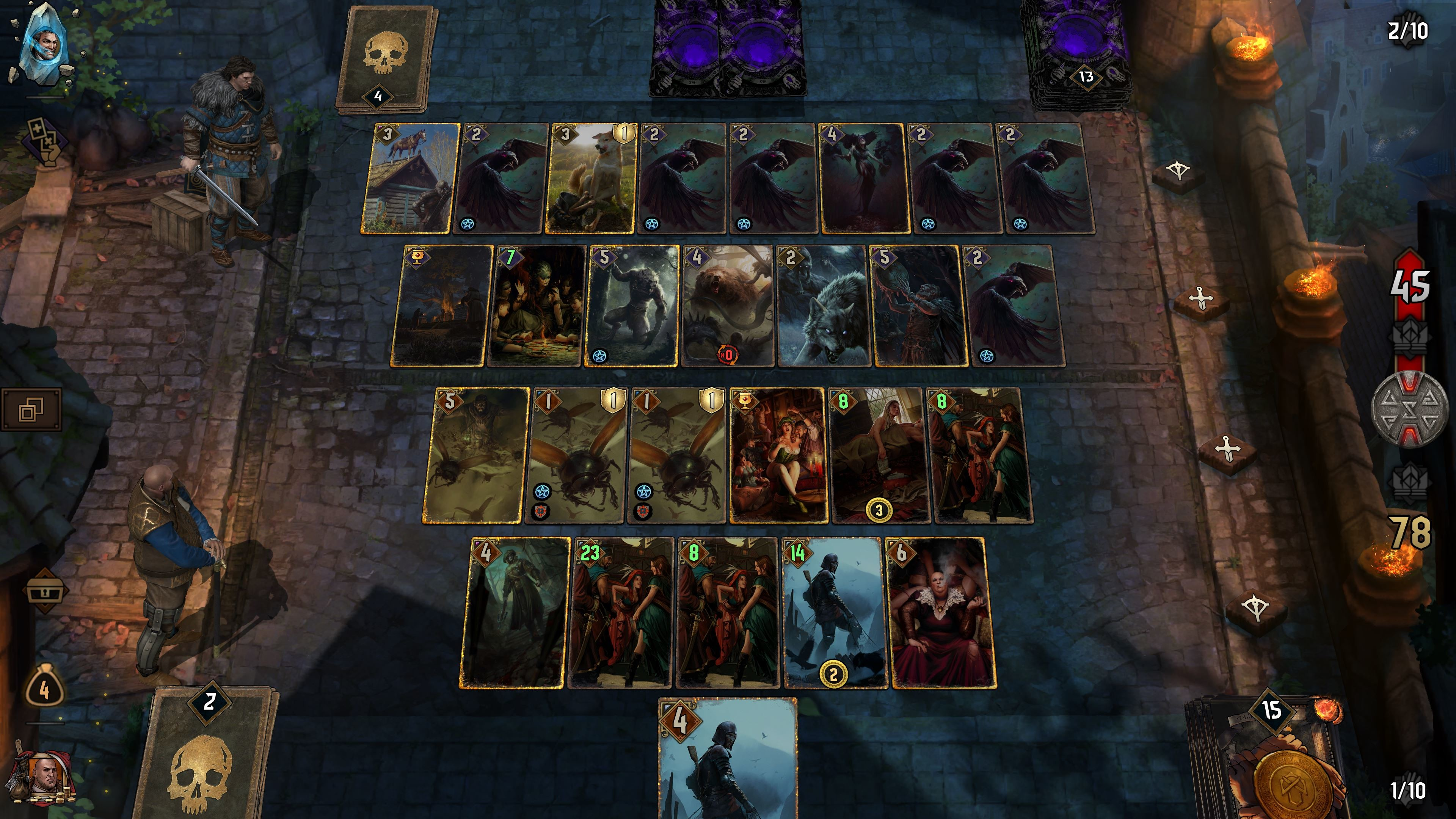 GWENT: The Witcher Card Game - 4k graphic assets pack screenshot