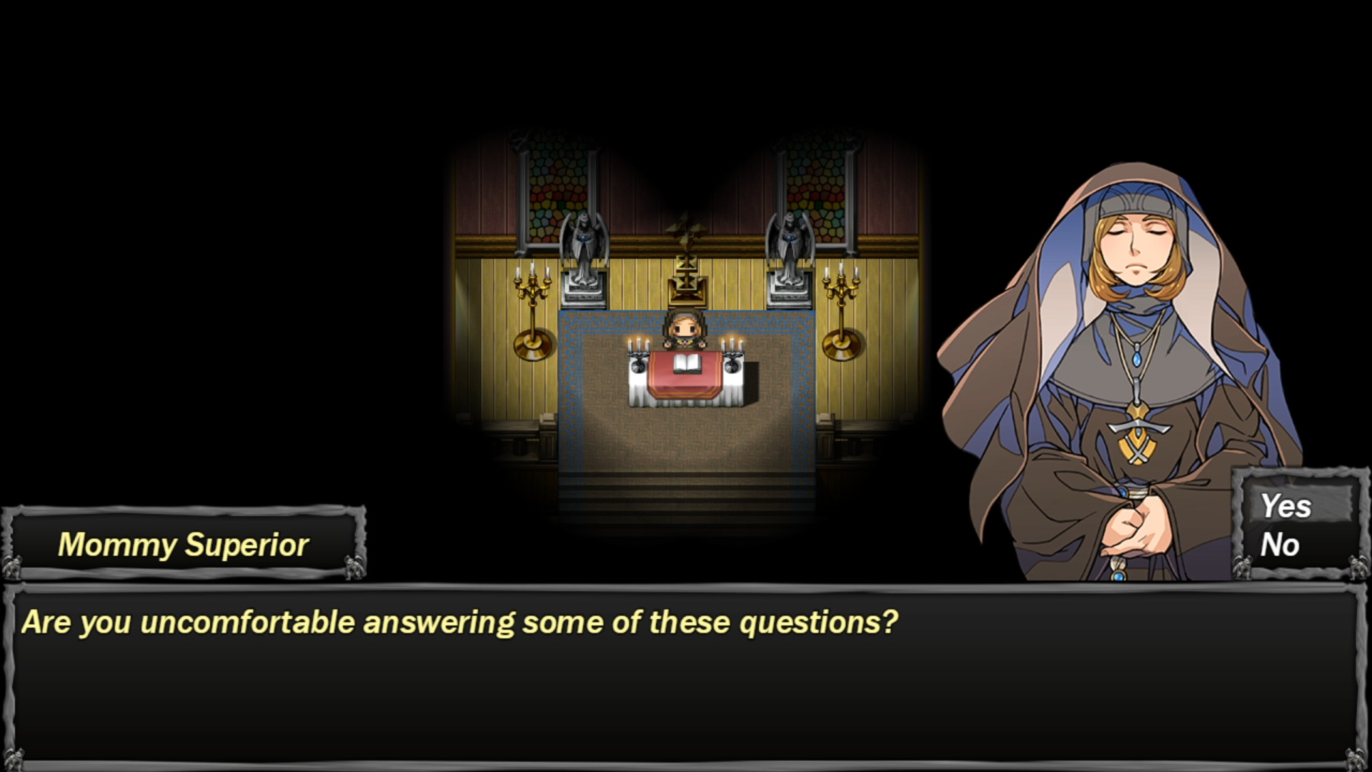 The Confession screenshot