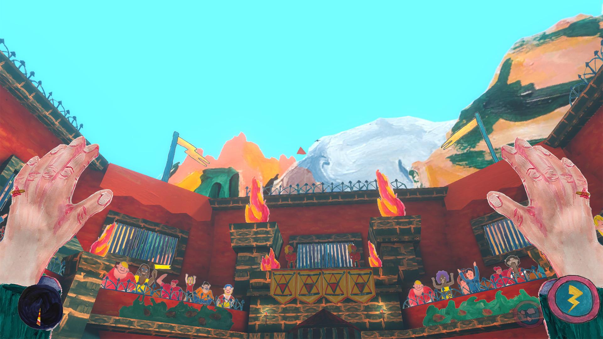 Arena screenshot