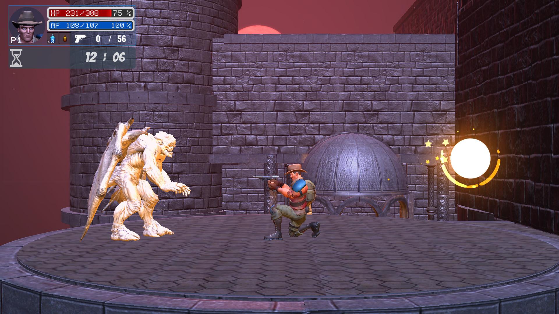 Mythic Dungeons screenshot