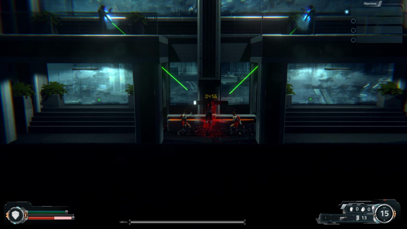 Escape Planet 17 screenshot