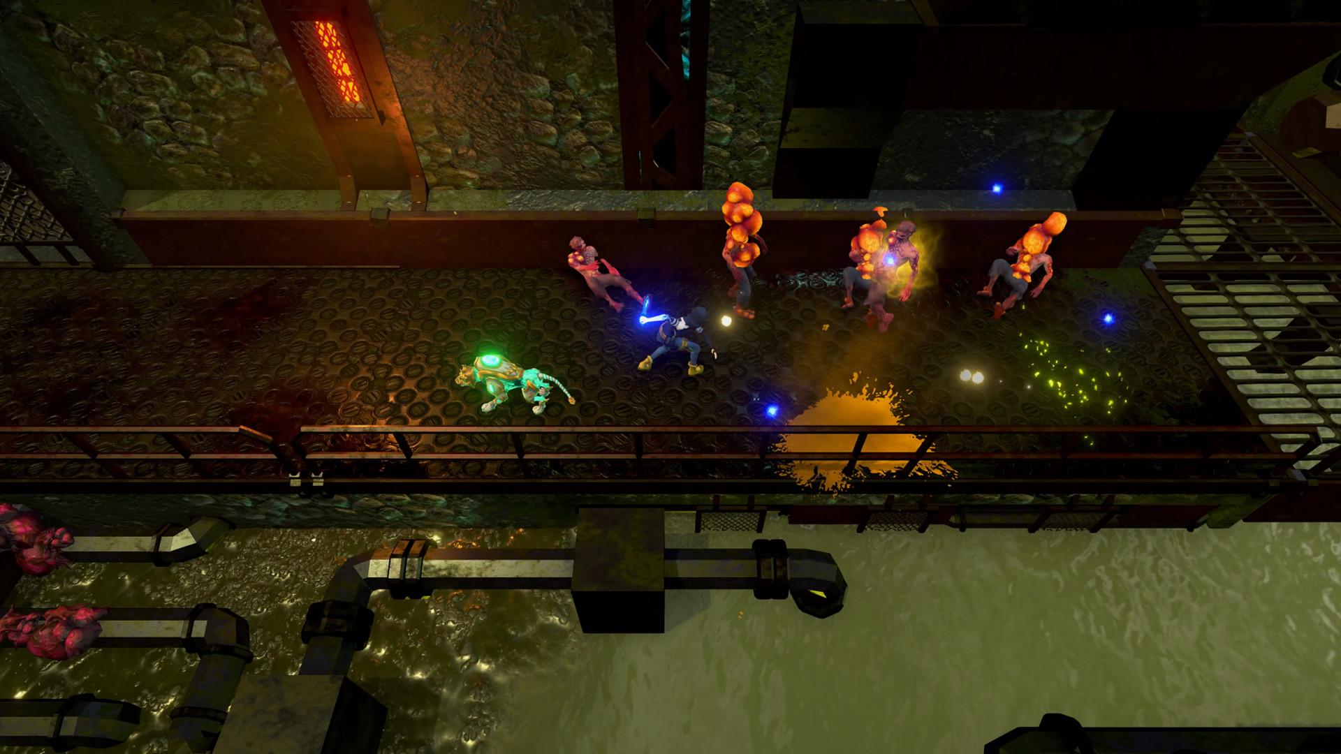 Obey Me - Viker Gang Skin Pack screenshot