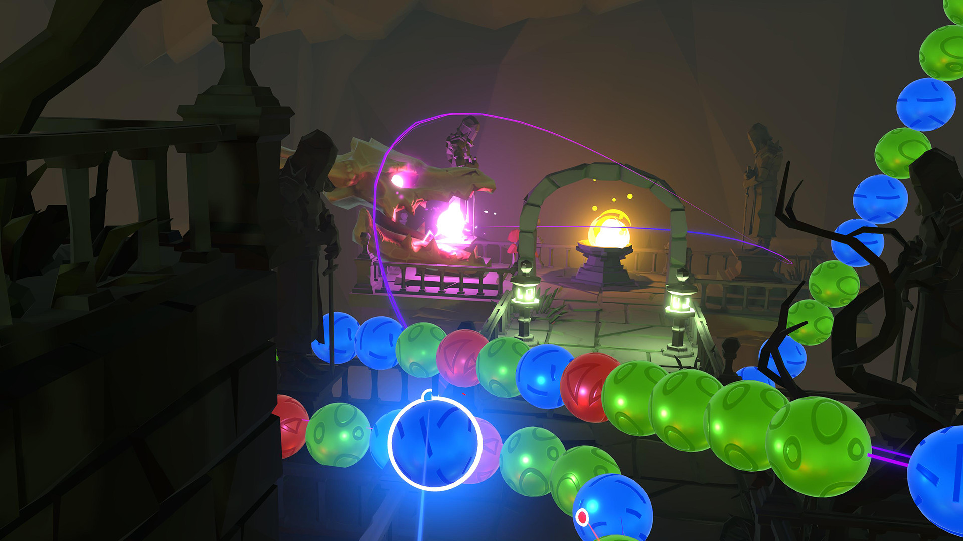 """Zooma - Chapter 4 DLC - """"Temple of the Damned"""" screenshot"""