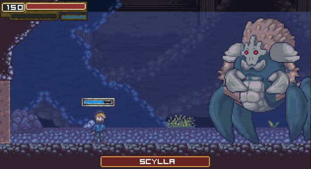 Inexistence Rebirth screenshot