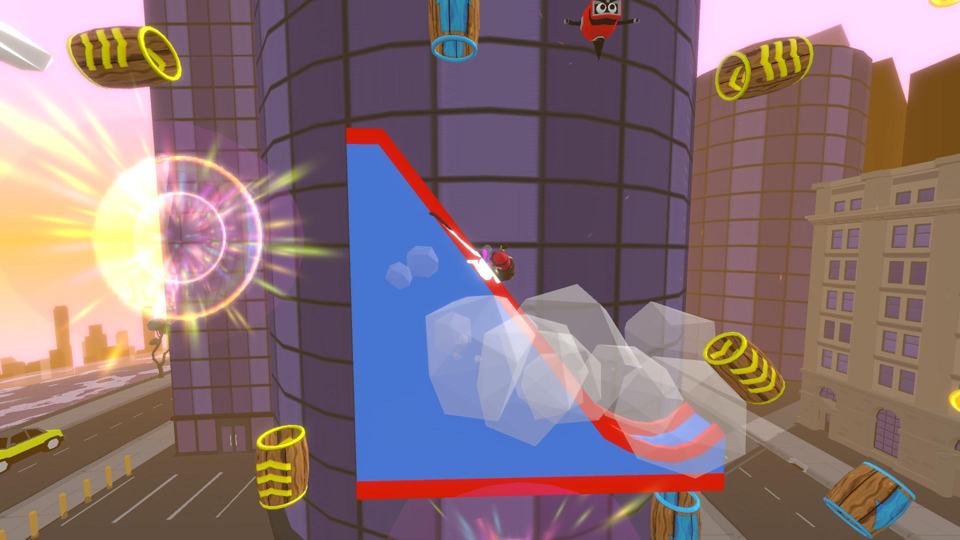 Barrel Blast screenshot