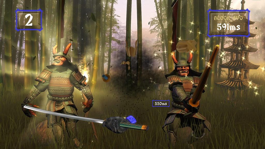 Ninja Reflex: Steamworks Edition screenshot
