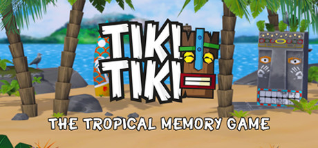 Tiki Tiki: The Tropical Memory Game