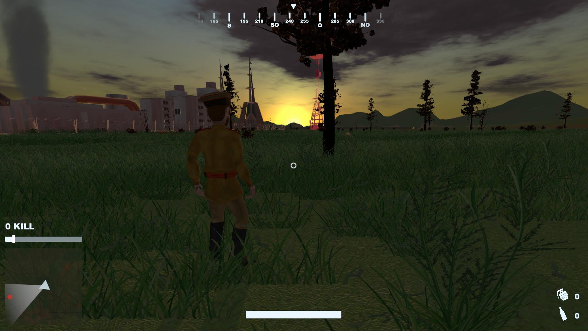 The Zone screenshot