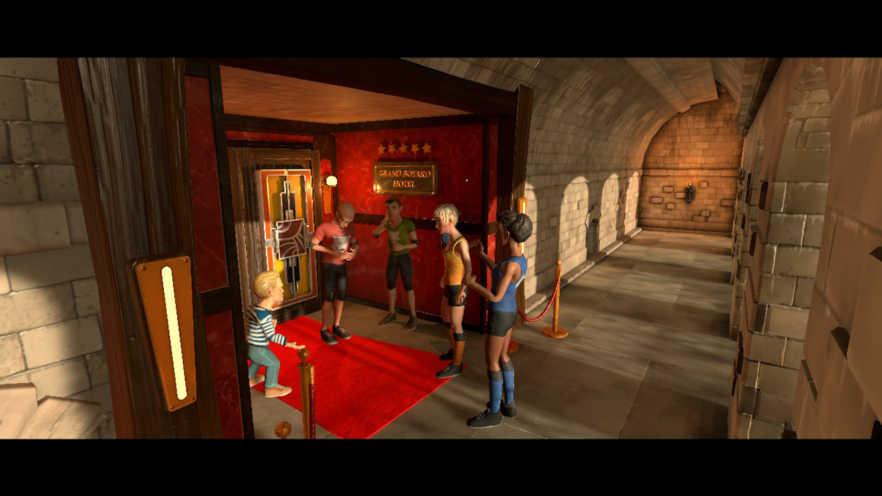 Escape Game Fort Boyard screenshot