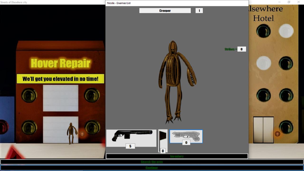 Alienate screenshot