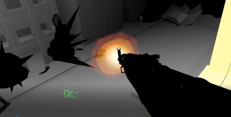 Zomcade screenshot