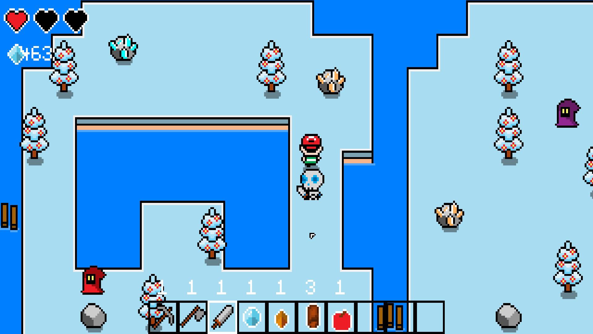 Crystal Valley screenshot
