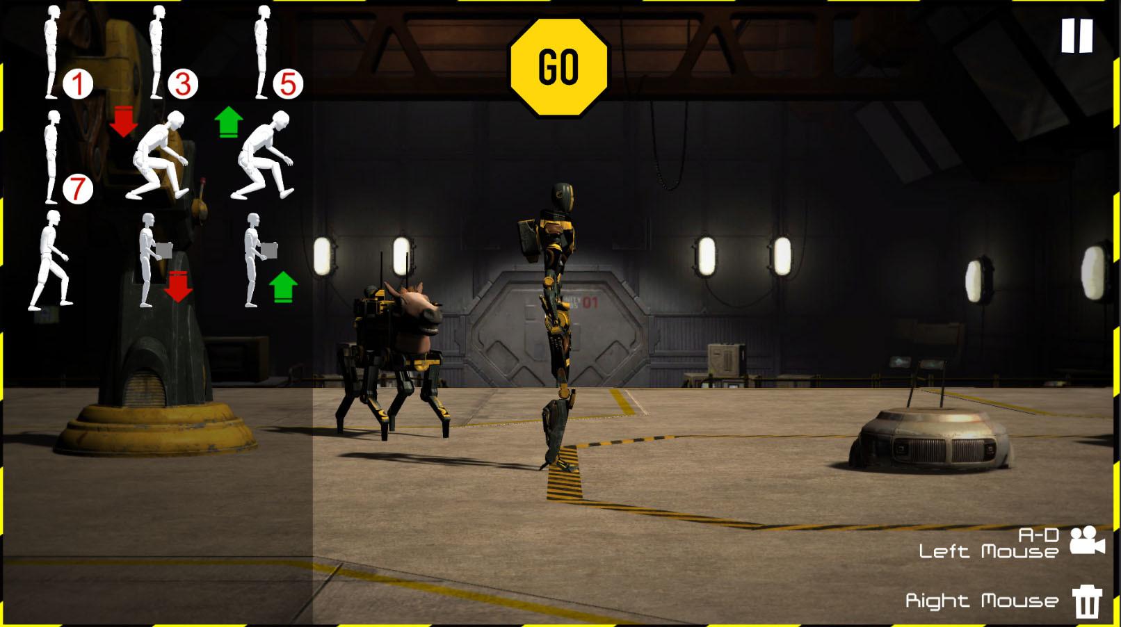 Boston AInamics screenshot
