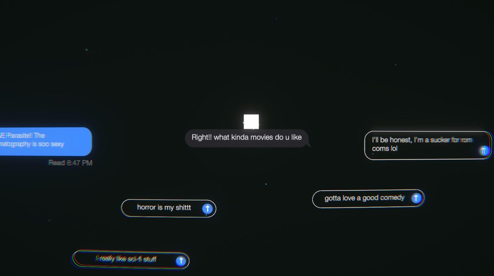 Left on Read screenshot
