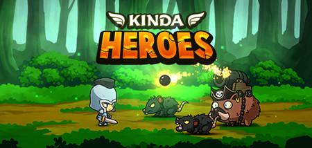 Kinda Heroes: The cutest RPG ever! screenshot