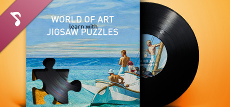 World of Art - learn with Jigsaw Puzzles Soundtrack