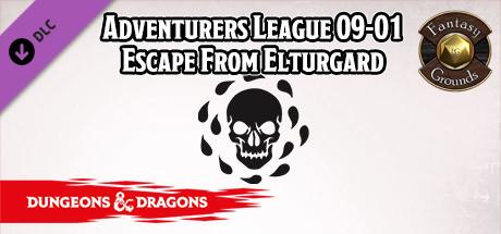 Fantasy Grounds - D&D Adventurers League 09-01 Escape From Elturgard