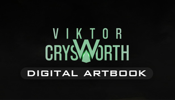 Viktor Crysworth - Digital Artbook screenshot