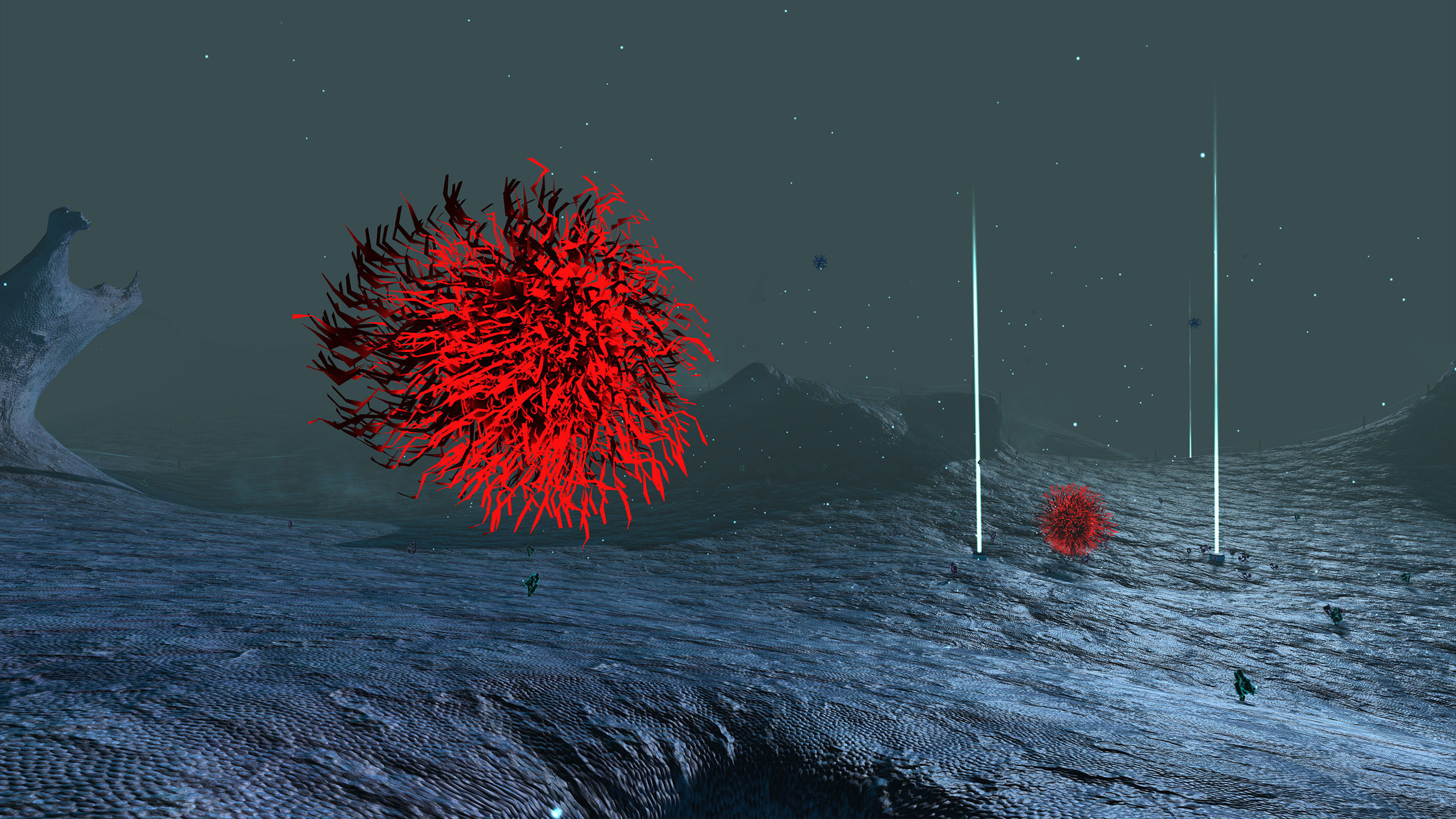 Journey to the Centre of the Cell screenshot