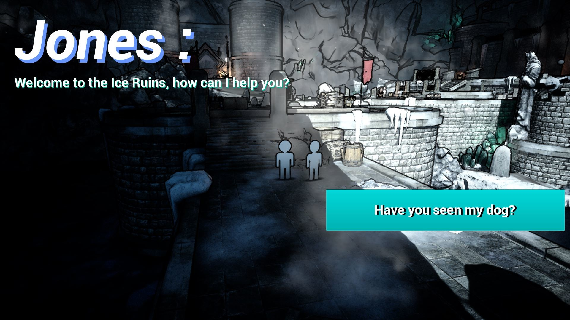 Finding Fido: The Journey screenshot