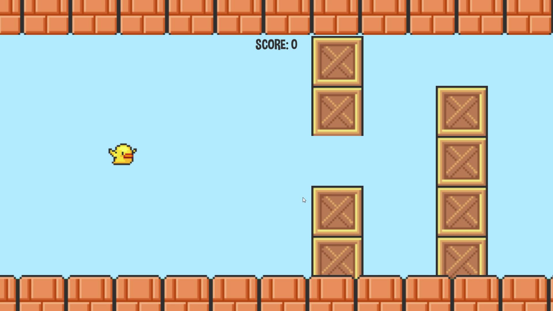 Jumperbird screenshot