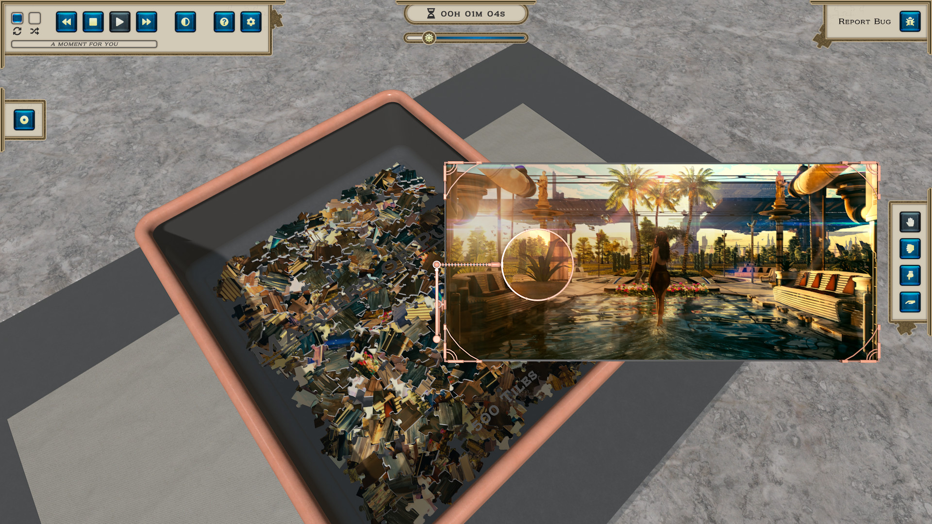 Masters of Puzzle - Worlds We Know screenshot