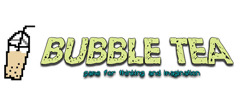 Bubble Tea : game for thinking and imagination