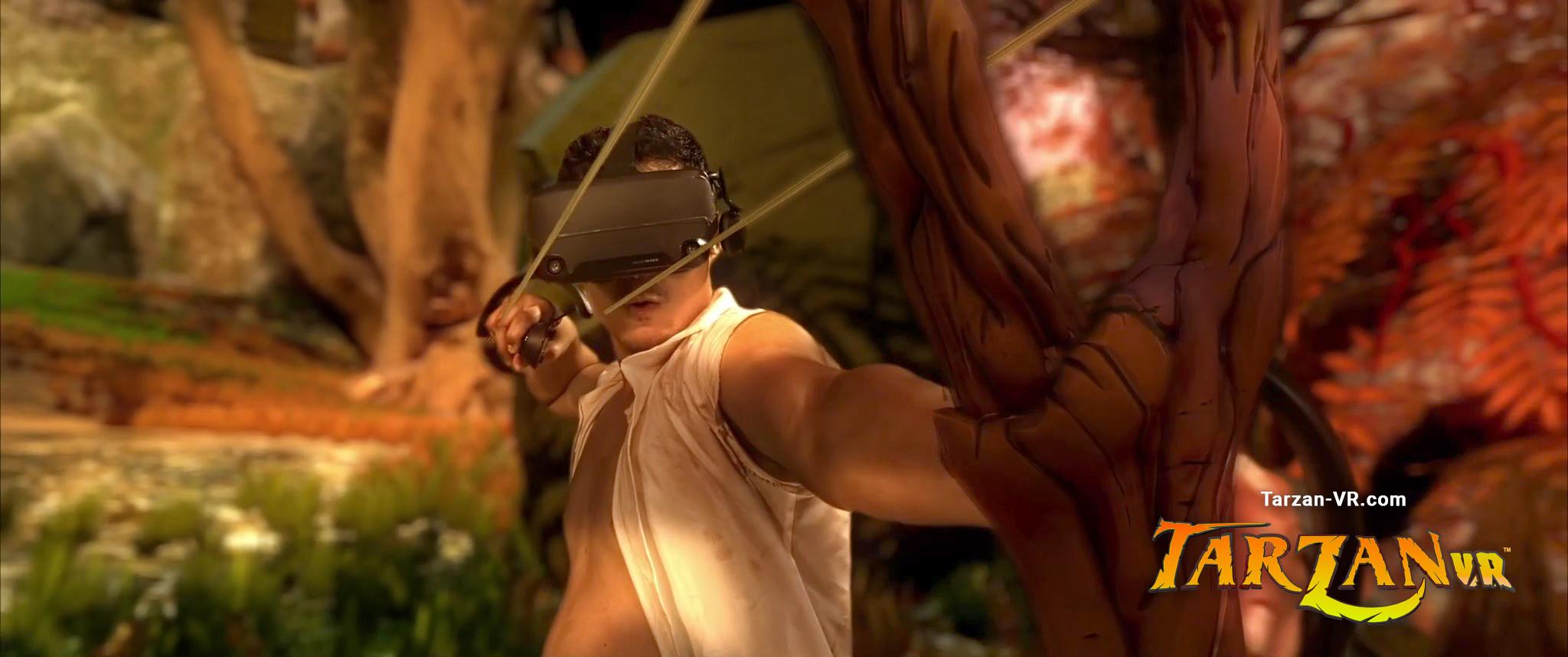 Tarzan VR Soundtrack screenshot