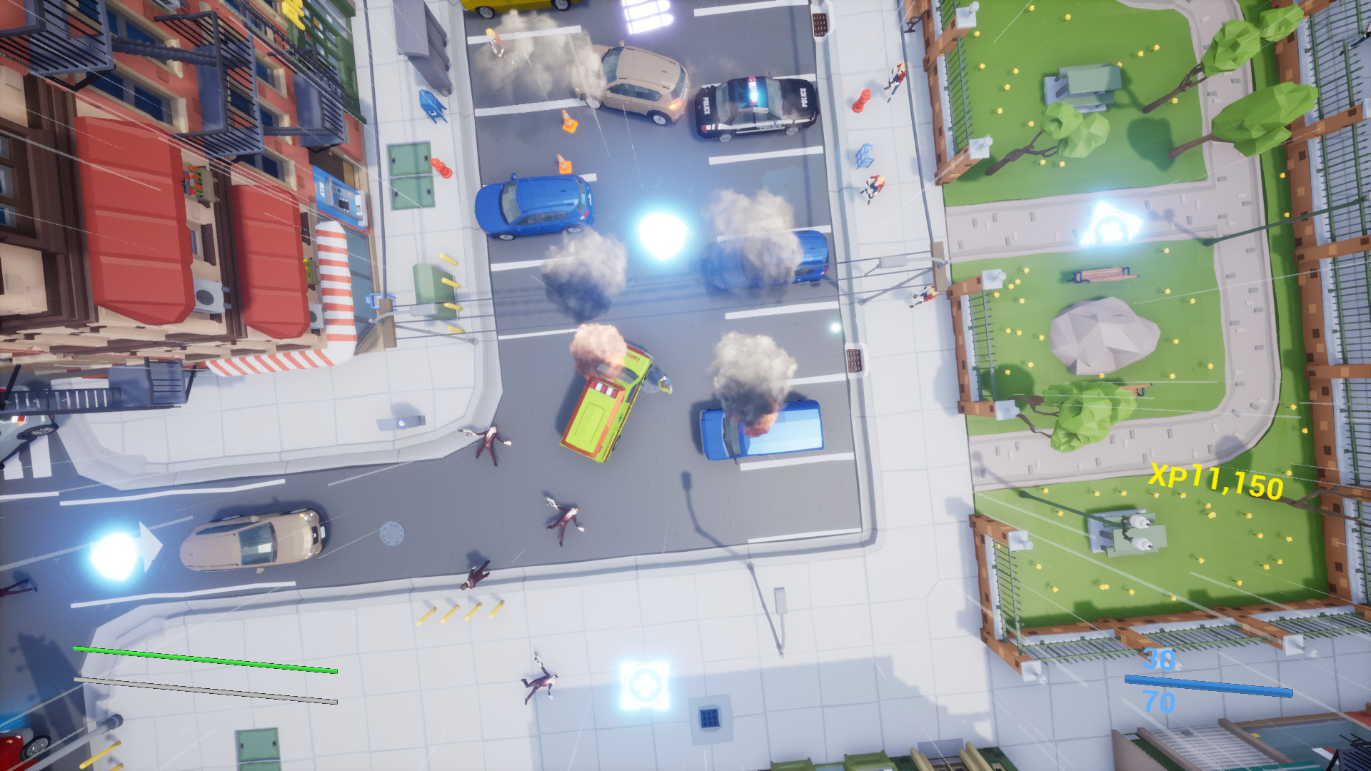 Really Trash Game screenshot