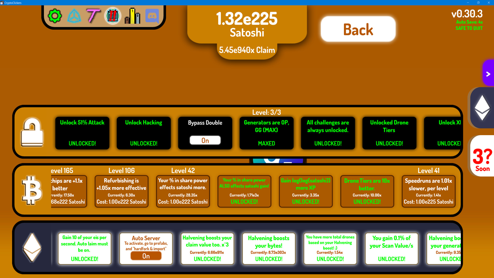 CryptoClickers: Crypto Idle Game screenshot