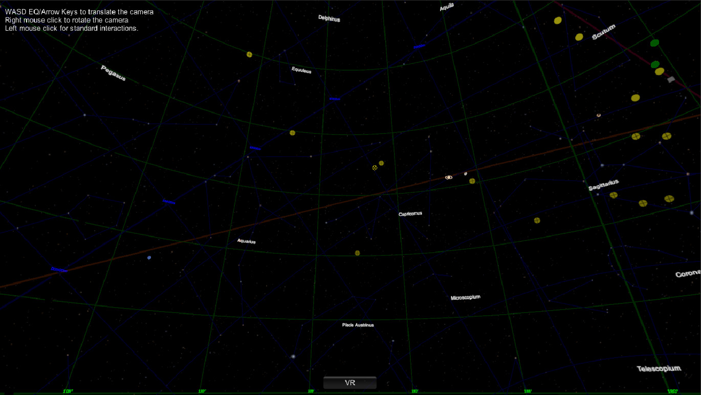PlanetariumVR screenshot