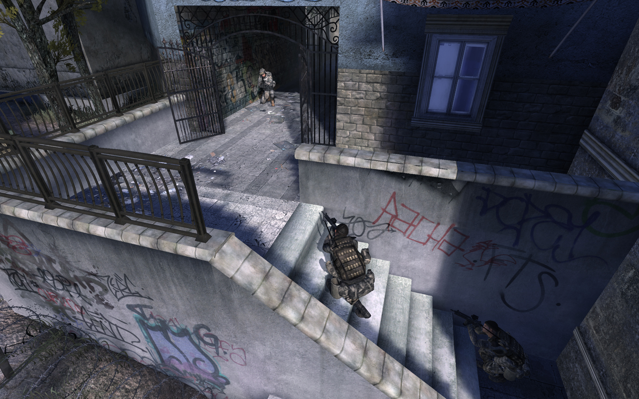 America's Army 3 screenshot