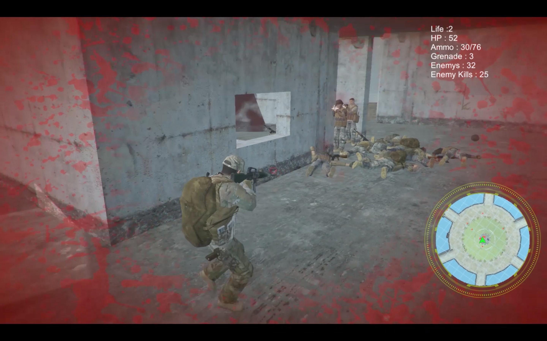 深入敵境 Behind Enemy Line screenshot