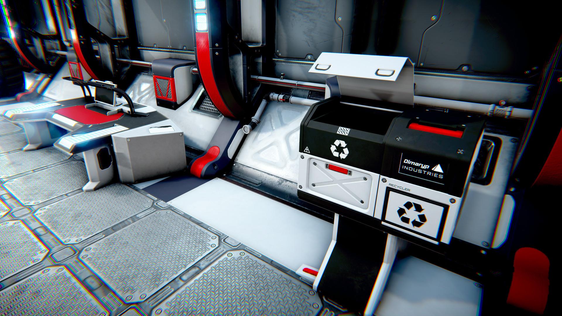 Rover Mechanic Simulator: Training Day screenshot