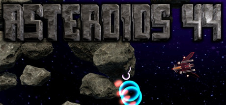Asteroids 44 (For Four)