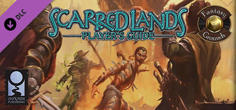 Fantasy Grounds - Scarred Lands Player's Guide