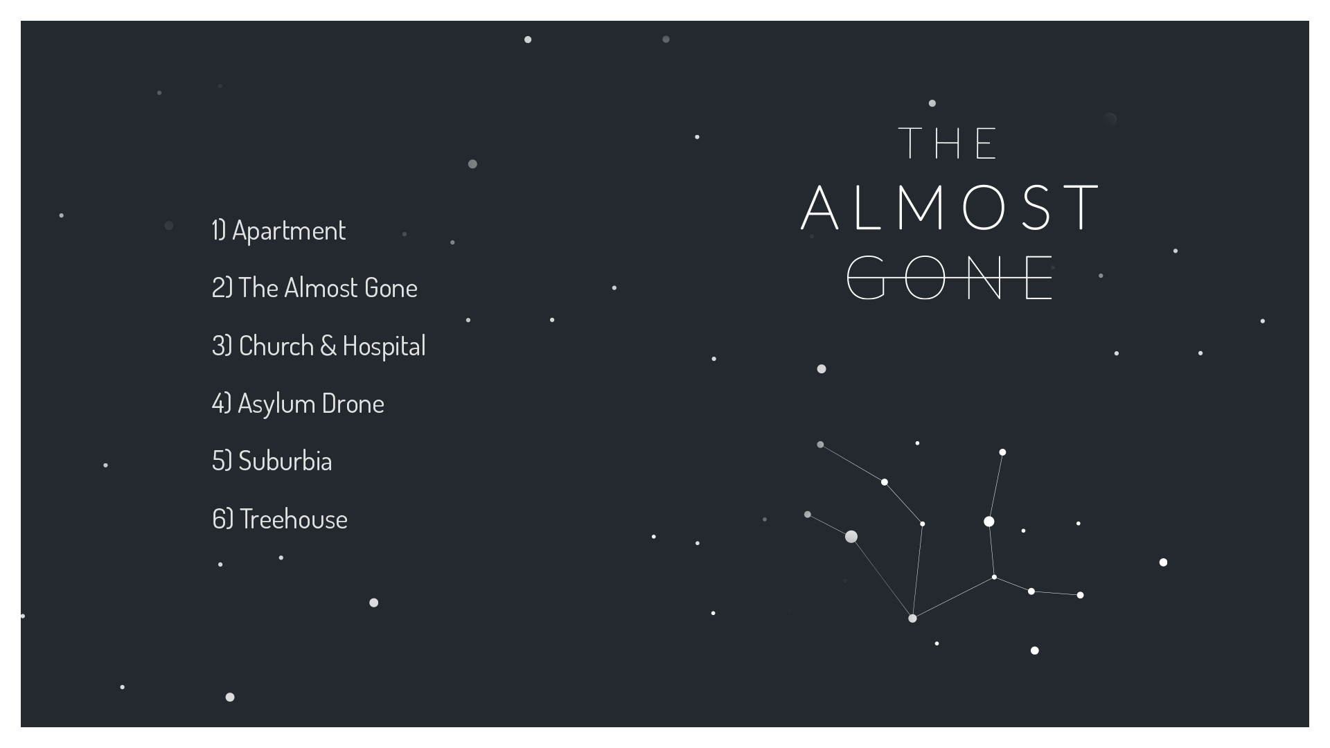 The Almost Gone Original Soundtrack screenshot