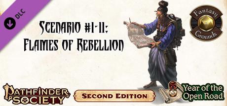Fantasy Grounds - Pathfinder RPG - Pathfinder Society Scenario #1-11: Flames of Rebellion