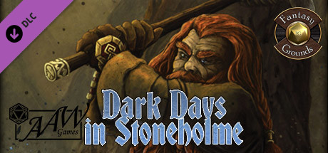 Fantasy Grounds - U01: Dark Days in Stoneholme