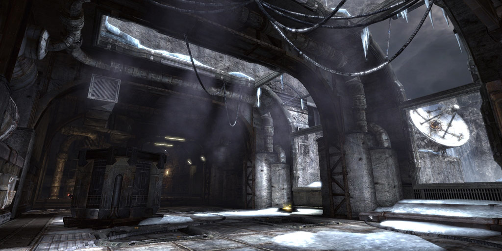 Unreal Tournament 3 Black screenshot