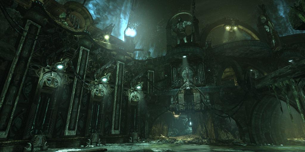 Unreal Tournament 3 Black screenshot