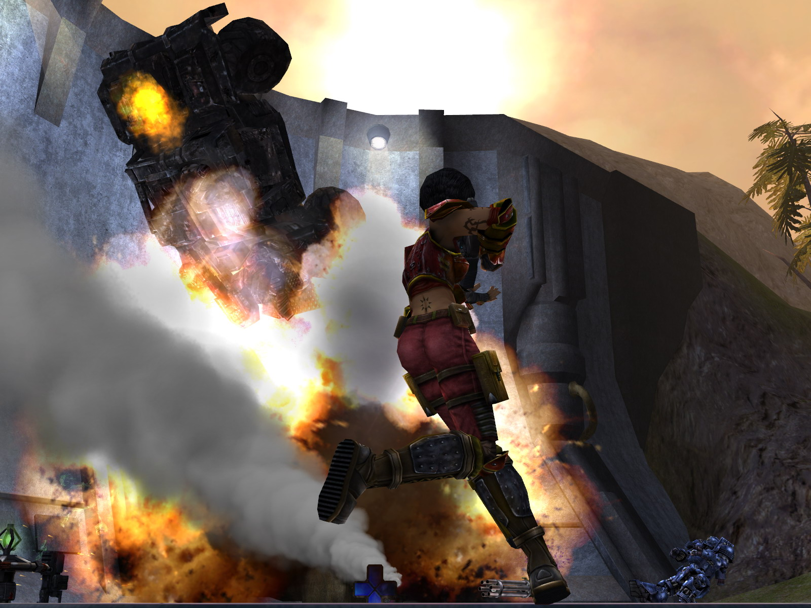 Unreal Tournament 2004: Editor's Choice Edition screenshot