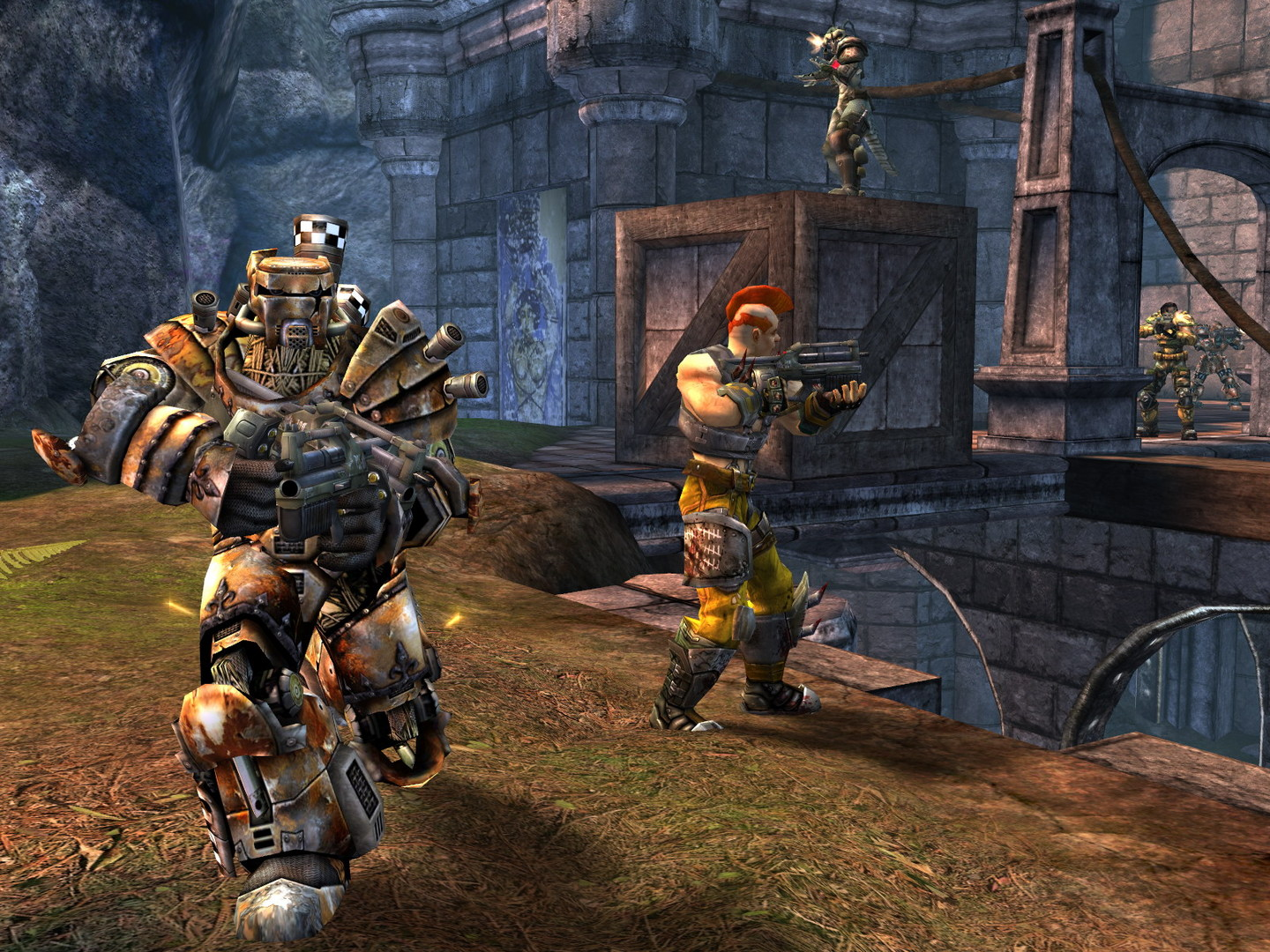 Unreal Tournament 2004: Editor's Choice Edition screenshot 3
