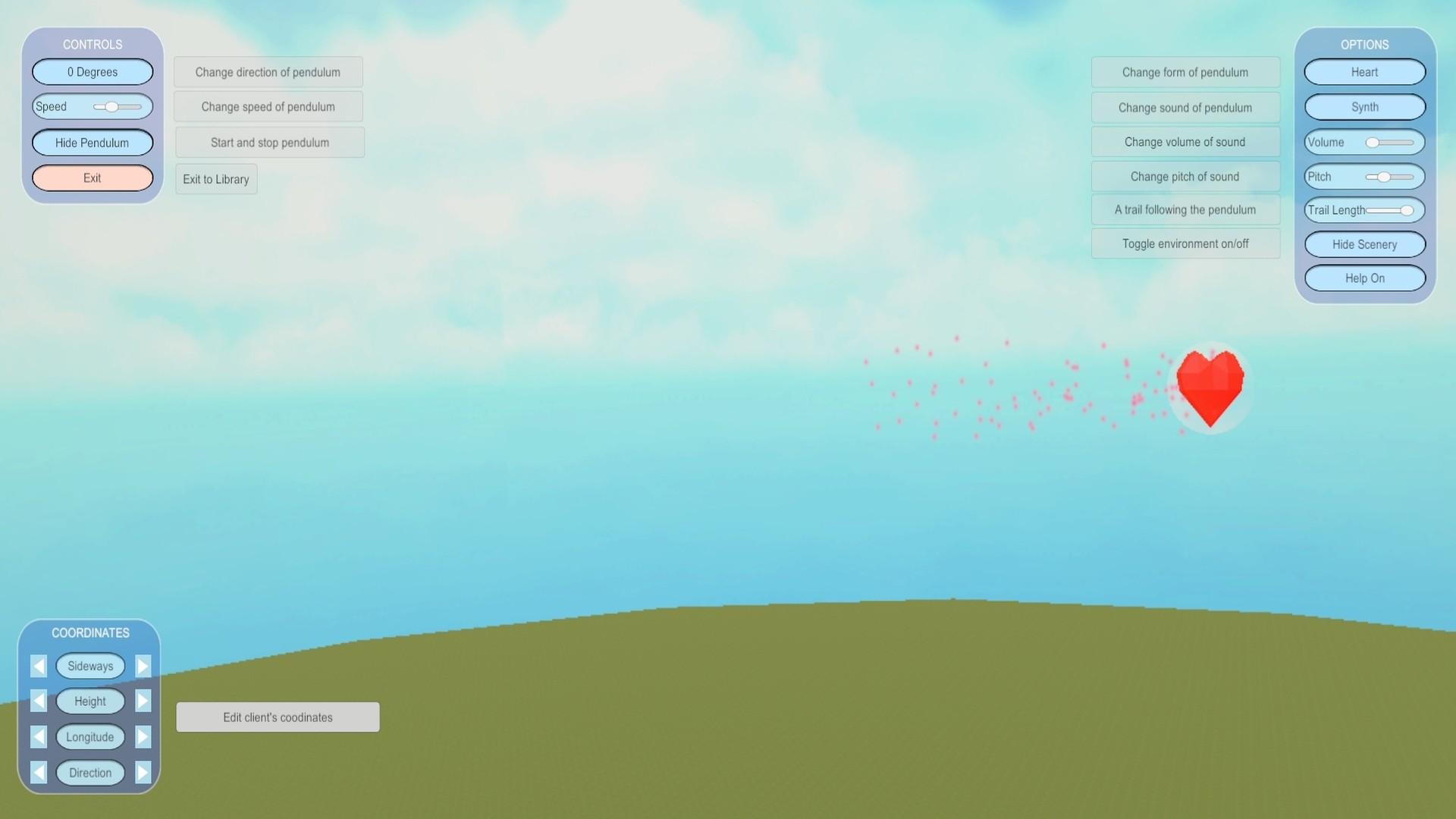 Vrerience - EMDR screenshot