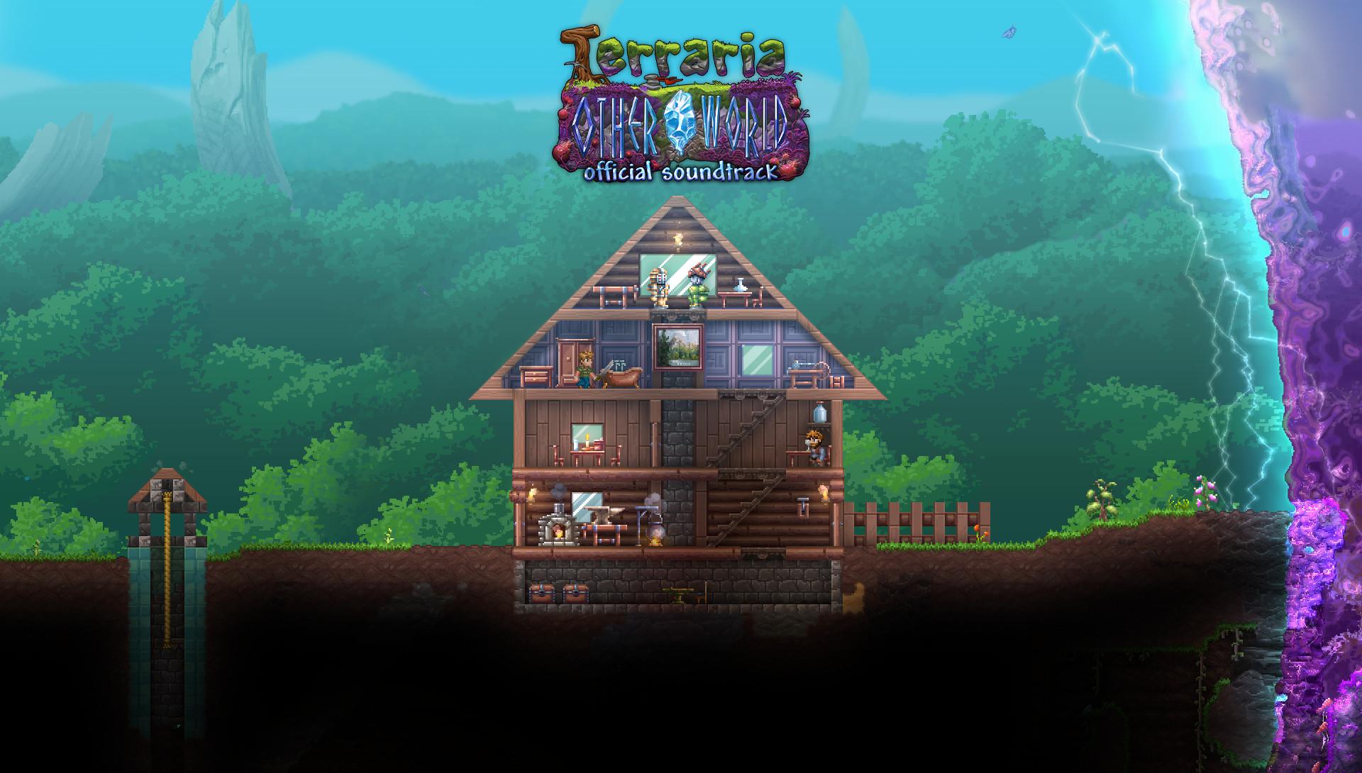 Terraria: Otherworld Official Soundtrack screenshot