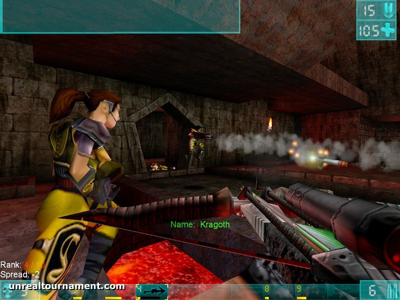 Unreal Tournament: GotY screenshot 3