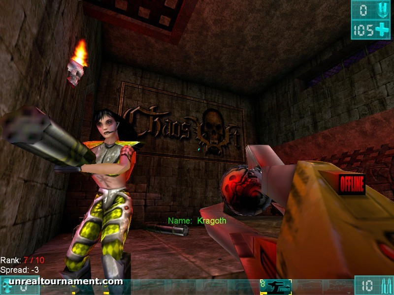 Unreal Tournament: GotY screenshot 1